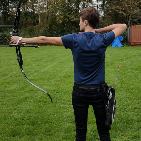 Archery stance and posture – form guide with pictures
