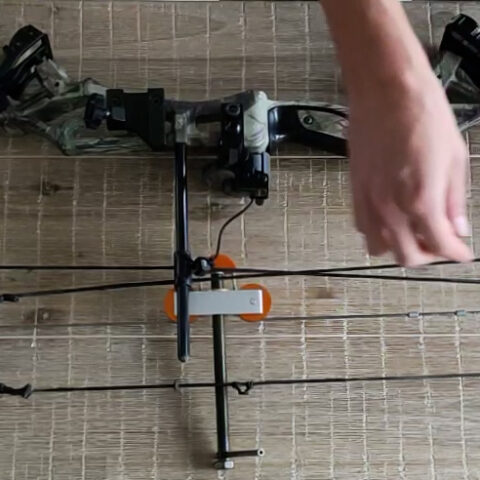 How to disassemble a compound bow