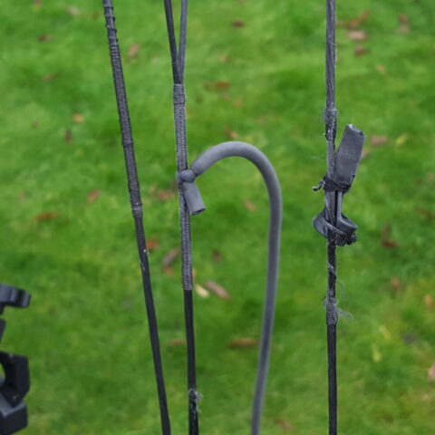 Peep sight tube broke or slips off – how to fix and prevent it